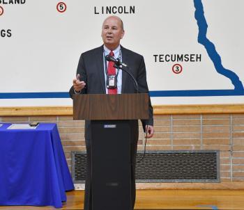 NDCS Director Scott R. Frakes