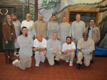 Group photo of T4C graduates