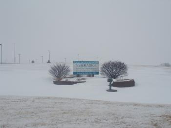 TSCI sign in snow